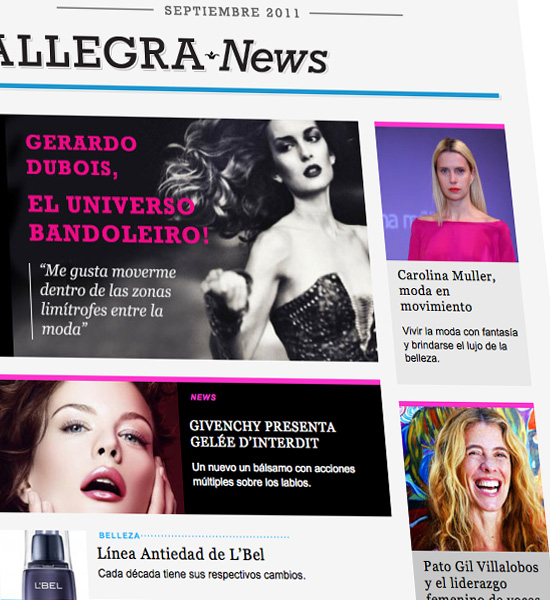 Allegra News